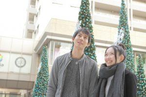 クリスマスデートで昼間の東京なら?