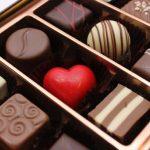 バレンタインで自分にチョコ!予算と合う飲み物は緑茶!?