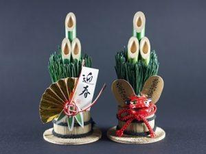 正月飾りの門松の意味と由来は?
