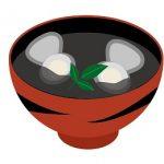 ひな祭りで蛤のお吸い物の由来とは?栄養価と簡単な作り方