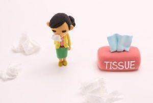 妊婦での花粉症の鼻詰まりに薬を使いたくない