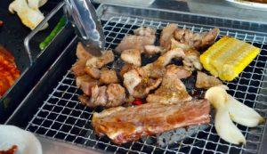 バーベキュー肉の下ごしらえは前日で安い肉が柔らかくなる!タンパク質分