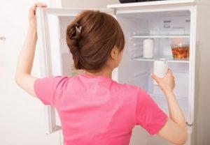 冷蔵庫って梅雨の収納大変だ!100均で食中毒回避ブログ!