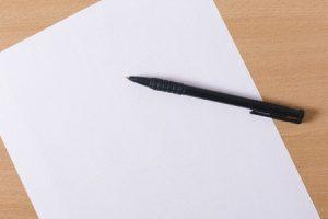 年賀状をボールペンで書くのは大丈夫?