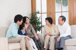 年始の挨拶で夫の実家へは手土産は何が良いの相場は?