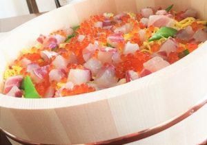 ひな祭りで食べるちらし寿司の意味や由来とは?