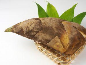 茹でた筍の保存方法