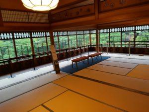 斎藤邸の二階がいい眺め!